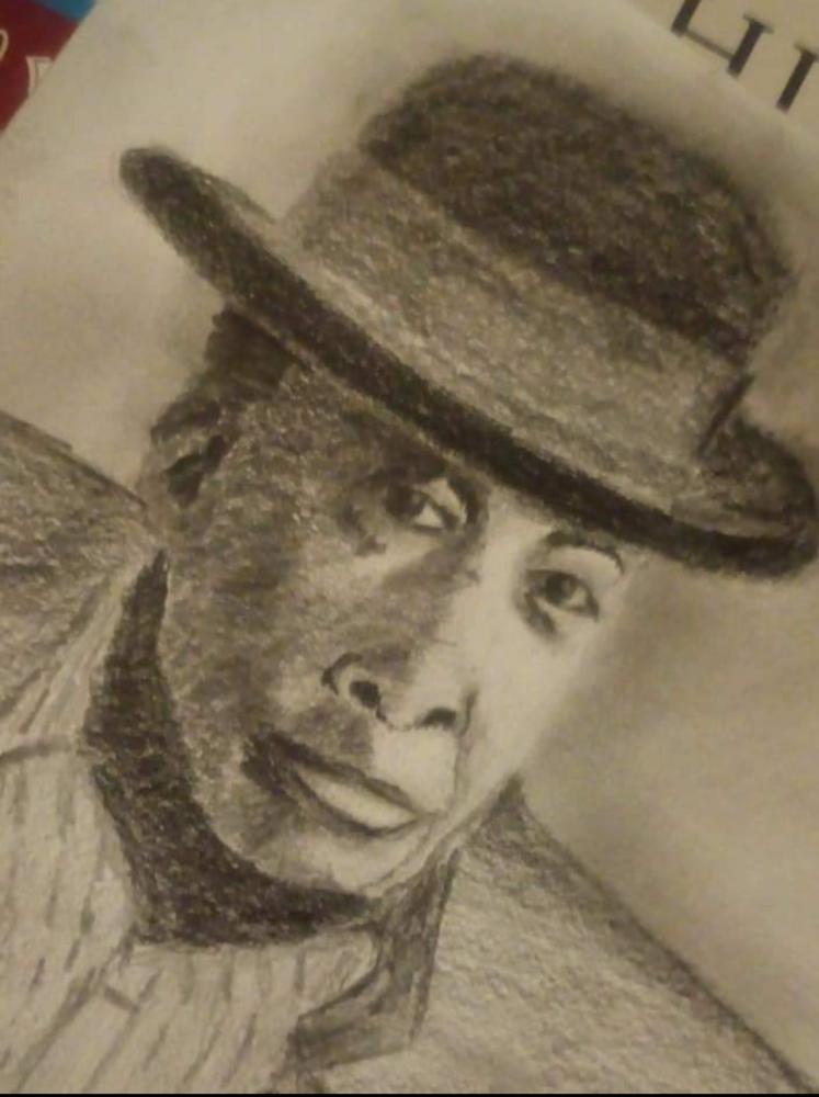 John Lee Hooker by frank19